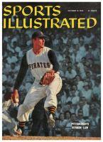 Sports Illustrated, October 10, 1960 - Washington Huskies-Navy game