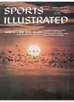 Sports Illustrated,  October 12, 1959 -Duck hunting