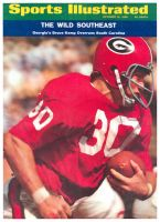 Sports Illustrated, October 13, 1969 - Bruce Kemp