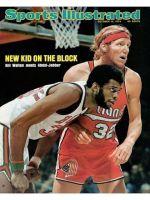 Sports Illustrated, October 14, 1974 - Kareem Abdul Jabbar/Bill Walton