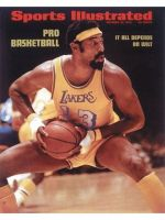 Sports Illustrated, October 16, 1972 - Wilt Chamberlain