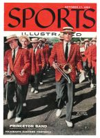 Sports Illustrated, October 17, 1955 - Princeton Marching Band