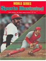 Sports Illustrated, October 20, 1975 - Louis Tiant, Johnny Bench