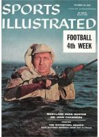 Sports Illustrated, October 22, 1956 - John Chambers, Duck Hunting