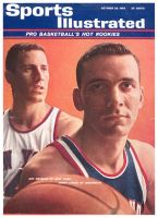Sports Illustrated, October 28, 1963 - Jerry Lucas
