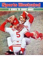 Sports Illustrated, November 3, 1975 - Johnny Bench
