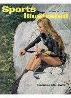 Sports Illustrated, November 5, 1962 - Mary Anderson