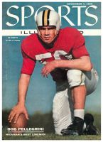 Sports Illustrated, November 7, 1955 - Bob Pellegrini-Maryland