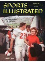 Sports Illustrated,  November 9, 1959 -Bob Lackey with wife