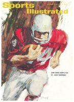Sports Illustrated, November 9, 1964 - John David Crow of the St Louis Football Cardinals