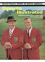 Sports Illustrated, November 12, 1962 - Arnold Palmer