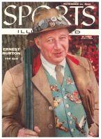Sports Illustrated, November 14, 1955 - Ernest Burton
