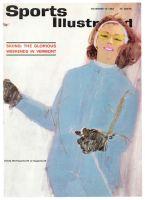 Sports Illustrated, November 18, 1963 - Cindy Hollingsworth