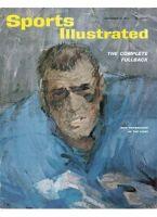 Sports Illustrated, November 19, 1962 - Nick Pietrosante, Detroit Lions