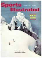 Sports Illustrated, November 21, 1960 - Skiing
