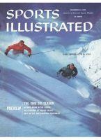 Sports Illustrated, November 23, 1959 - Preview of the 1960 Ski Season