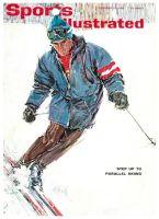 Sports Illustrated, November 23, 1964 - Helmut Falch, Downhill Skier