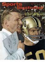 Sports Illustrated, November 26, 1962 - Paul Dietzel, Army football