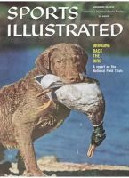 Sports Illustrated, November 30, 1959 - National Field Trials
