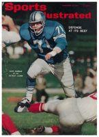 Sports Illustrated, November 30, 1964 - Alex Karras, Detroit Lions