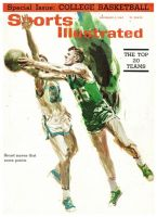 Sports Illustrated, December 9, 1963 - Boston Celtics