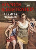 Sports Illustrated, December 10, 1956 - Olympics Runners