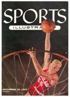 Sports Illustrated, December 20, 1954 - Santa Clara basketball