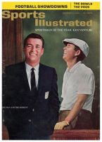 Sports Illustrated, December 21, 1964 - Ken Venturi, Golf