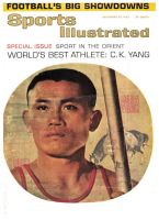 Sports Illustrated, December 23, 1963 - C.K. Yang, Track