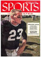 Sports Illustrated, December 26, 1955 - Jim Swink - TCU; Bowl Preview