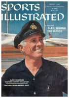 Sports Illustrated, February 4, 1957 - Hugh Shadelee Yachtsman