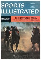 Sports Illustrated, May 6, 1957 - Kentucky Derby