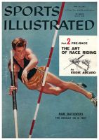 Sports Illustrated, June 24, 1957 - Pole Vault