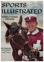 Sports Illustrated, August 19, 1957 - Horse Racing