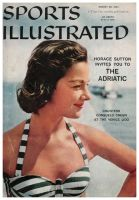 Sports Illustrated, August 26, 1957 - Consuelo Crespi