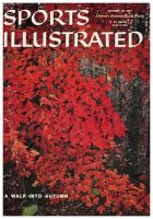 Sports Illustrated, October 28, 1957 - Autumn Leaves