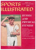 Sports Illustrated, December 2, 1957 - Physical Fitness in Russia
