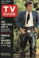 TV Guide, January 6, 1968 -