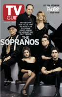 TV Guide, January 8, 2000 - The Sopranos