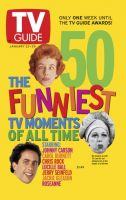 TV Guide, January 23, 1999 - Funniest TV Moments of All Time