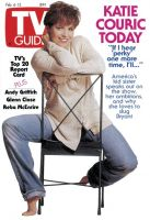 TV Guide, February 6, 1993 - Katie Couric