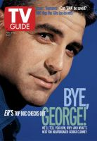 TV Guide, February 6, 1999 - George Clooney
