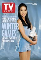 TV Guide, February 7, 1998 - Olympic Winter Games