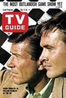 TV Guide, February 17, 1968 - Efram Zimbalist Jr.
