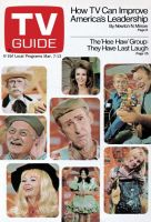 TV Guide, March 7, 1970 -