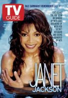 TV Guide, March 10, 2001 - Janet Jackson