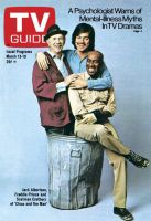 TV Guide, March 13, 1976 -
