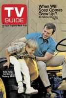 TV Guide, March 15, 1969 - Buddy Foster, Ken Berry of 'Mayberry R.F.D'