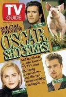 TV Guide, March 23, 1996 - Oscar Shockers