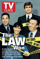 TV Guide, March 28, 1998 -